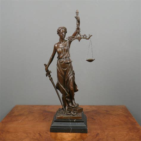 themes goddess of justice themis goddess of justice bronze sculpture bronze statue