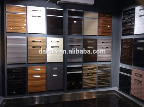 european style pvc kitchen cabinet door wholesale european style pvc membrane mdf cupboard book cabinet