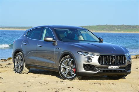 2017 Maserati Levante Review Caradvice