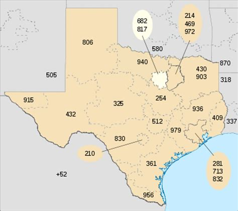 what us area code is 877 area codes 682 and 817