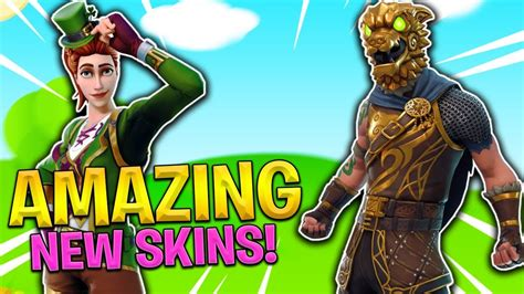 fortnite new skins coming out amazing new skins coming to fortnite possible new map