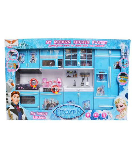 We428 Modern Kitchen Playset Frozen Big Size Frozen Princess Modern Kitchen Playset Buy Big