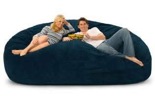 How Much Is A Lovesac 8 Foot Lovesac Big One Foam Bag