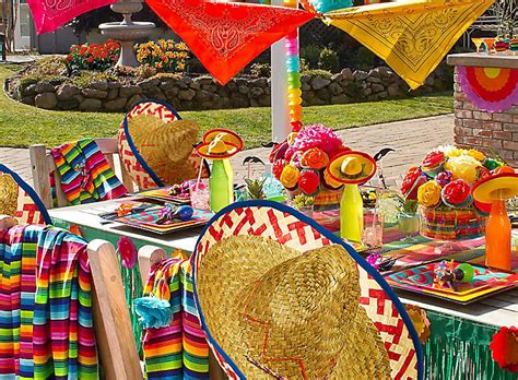 mexican themed events mexican fiesta party ideas party city