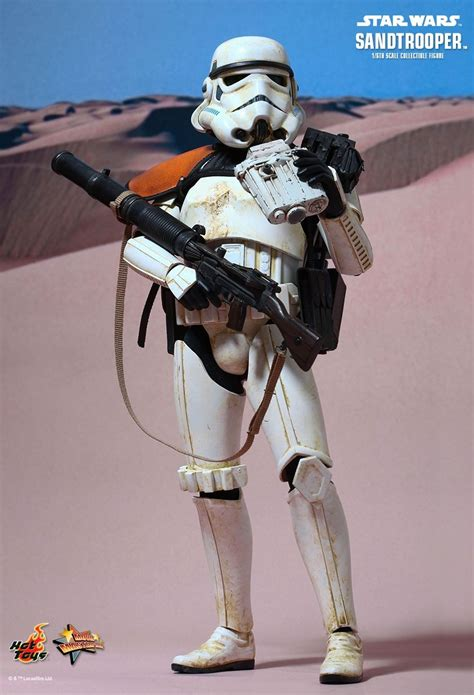 1 6th figures toys sandtrooper 1 6th scale figure kapow toys