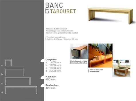Les Bancs by Les Bancs Catalogue Plan Libre Mobilier Des Mus 233 Es