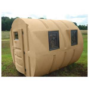 Hay Bale Hunting Blind Sportsman S Condo Hunting Bale Blind 294353 Tower