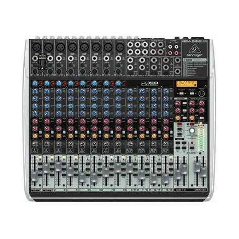 convexsoft dj audio mixer image full featured dj and beat jual behringer qx 2222usb mixer audio online harga