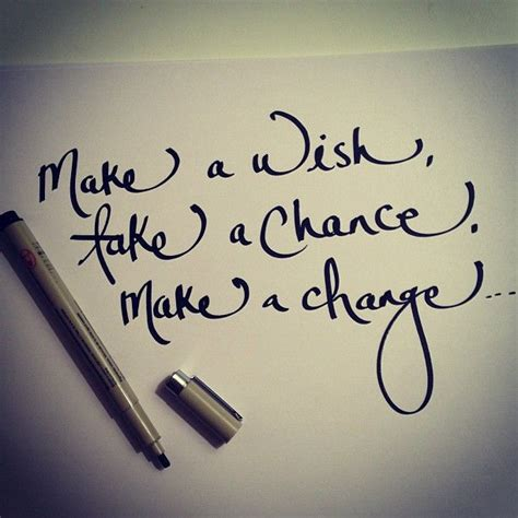 how is chagne made make a wish take a chance make a change and breaaaakk