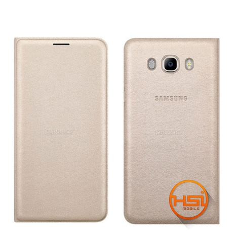 Flip Wallet Galaxy J7 2016 Samsung Cover Original Black J710 flip cover original samsung flip wallet galaxy j7 2016