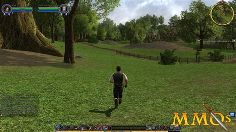 lotro buying a house lord of the rings online game review