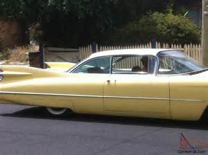 1959 Cadillac Coupe For Sale 1959 Cadillac Coupe