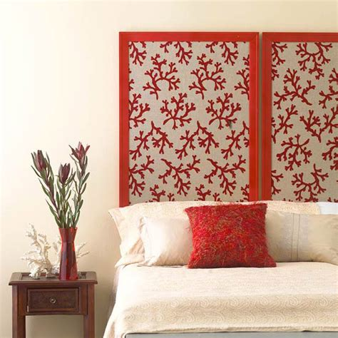 beautiful staged homes some easy diy headboards to make
