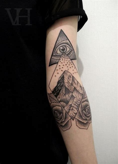 40 the third eye tattoo designs for boys and girls