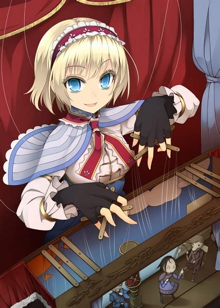 puppetmaster zerochan anime image board