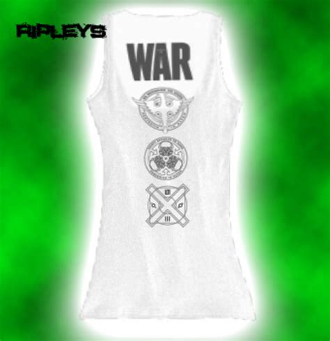 T Shirt 30 Second To Mars 3 official t shirt 30 seconds to mars tiger vest l 12