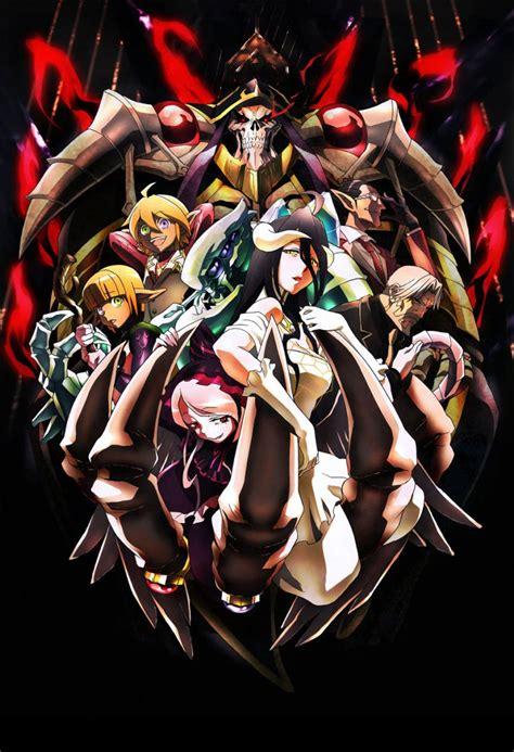 overlord tv anime news network