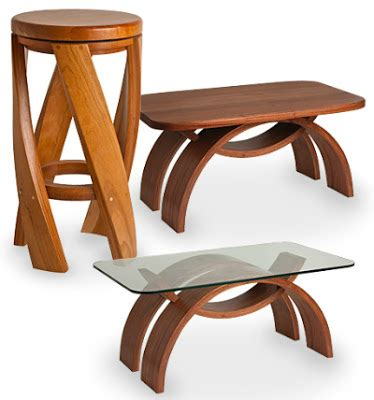 Handcrafted Wooden Furniture - by the term handcrafted furniture it is referred to those