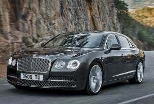 Bentley Spur 2014 2014 Bentley Continental Flying Spur Top Auto Magazine