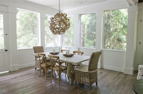 coastal dining rooms striking coastal tables and styles for the summer time