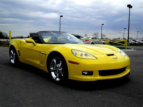 2009 Corvette Grand Sport by Chevrolet Corvette Convertible Grand Sport 2009 On Motoimg
