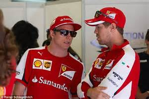 Tshirt S Vettel Driver F1 Bdc f1 drivers 2016 all the confirmed and rumours as we