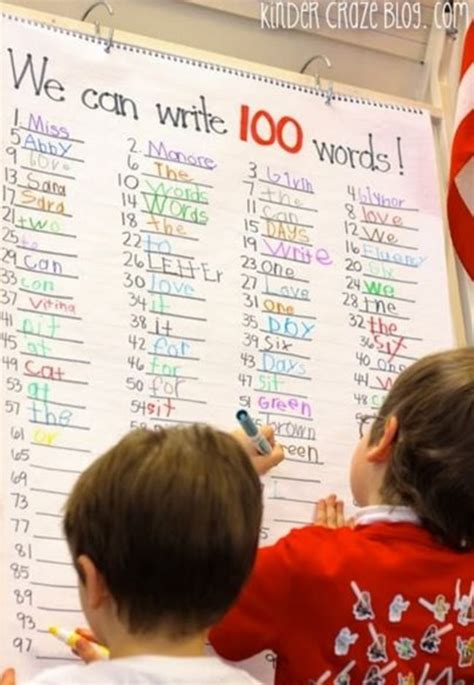 100th day of school challenge write 100 words freebie writing activity 45 best 100th day of school resources teach junkie