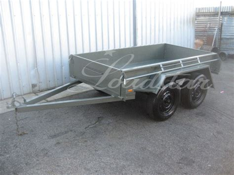 light duty trailer leaf springs 8x4ft 5 leaf rocker trailer heavy duty loadstar trailers