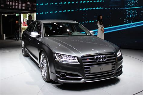 Audi S8 2015 by 2015 Audi A8 And S8 Live Photos And From Frankfurt
