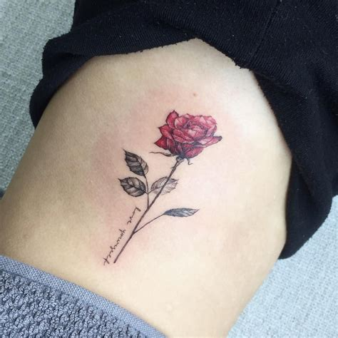 rose name tattoos designs yourself tatted up