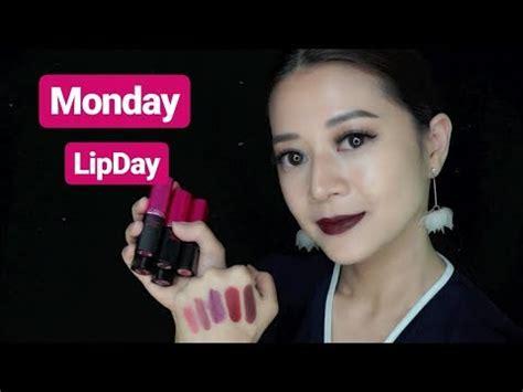 Loreal Paris Meme - loreal rouge magique matte lipstick review monday
