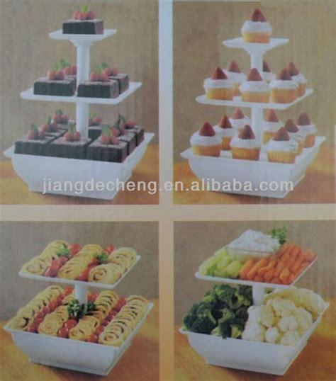 Rak Kue jual rak etalase pesta pajang kue puding buah snack fruit