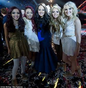 lil mix and tulisa mp x factor winner 2011 little mix make history as first