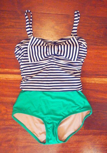 jessica rey modest swimwear audrey hepburn inspired swimsuits stizzyle pinterest