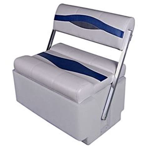 cooler bench seat deckmate seat installation instructions pontoon forum