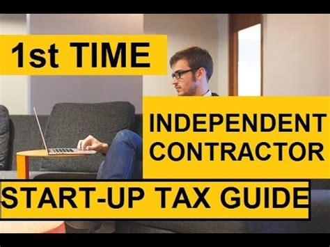 Reddit Mba Independent Consultant by Filing Taxes As An Independent Contractor Brton