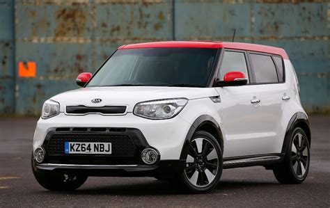 Kia Models Uk Kia Launches Soul Mixx And Maxx Special Edition Models In