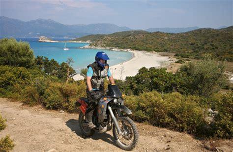 Motorrad Fahren Auf Korsika by Tour Datenbank Gps Daten