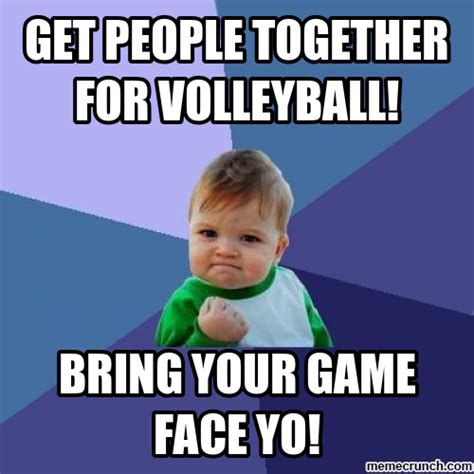 Volleyball Memes - volleyball memes pictures to pin on pinterest pinsdaddy