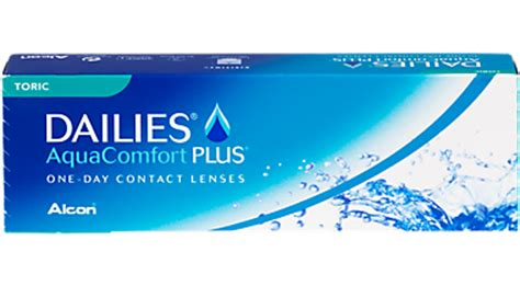 DAILIES AquaComfort Plus Toric 30 Pack | 1-800 CONTACTS 1 800 Contacts Rebates