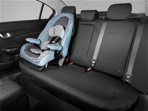 honda civic car seat covers 2008 rear seat cover ex ex l honda interior 08p32 tr0 110