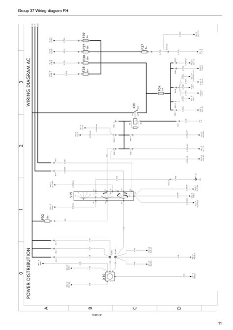 volvo 7 pin trailer wiring diagram pin