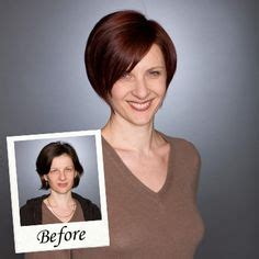 before and after hairstyles make you look younger 1000 images about extreme hair makeovers on pinterest