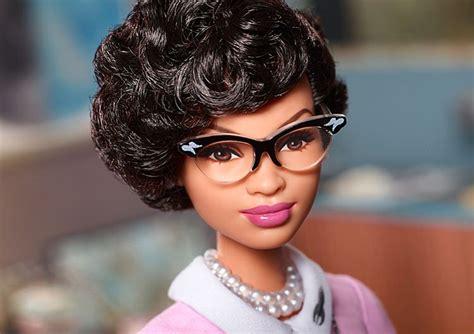 katherine johnson nasa barbie barbie models doll after nasa hidden figure katherine