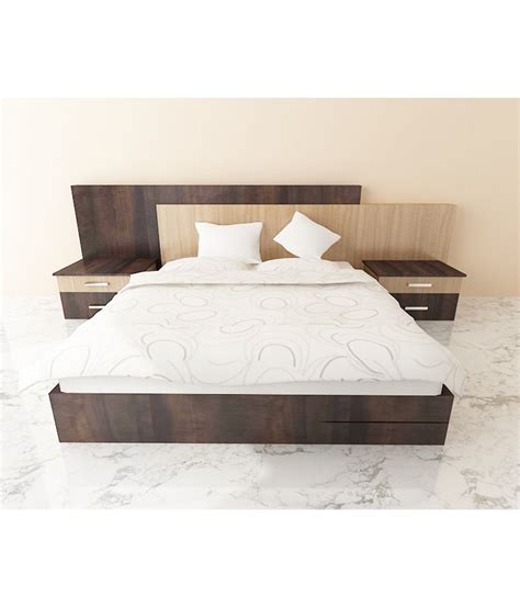 king size bed prices casamia king size bed with out storage best price in india