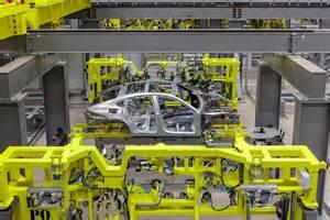 Stellenangebote Porsche Werk Leipzig by Moderne Fabrik Einblicke In Die Neue Panamera Fertigung
