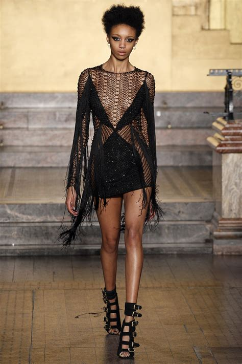 during the julien macdonald ready to wear news photo getty images show review julien macdonald fall 2016 fashion bomb