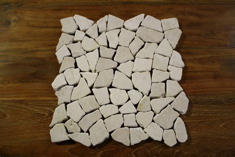 fliese stein 1 matte fliese bruch mosaik marmor naturstein stein wand