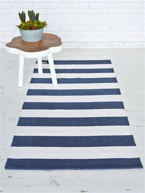 blue and white striped rugs uk blue white striped rug
