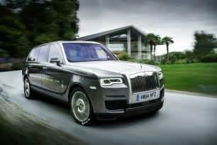 Roll Royce Rolls Royce Claims Cullinan Won T Be A Traditional Suv